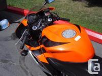 Make Honda Model Cbr Year 2009 2009 Honda CBR 600RR
