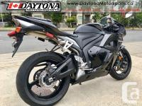 2009 Honda CBR600RR Sport Motorcycle * INCREDIBLE