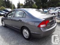 Make Honda Model Civic Year 2009 Colour Grey kms