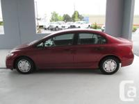 2009 Honda Civic DX-G. This is a local , no accident,