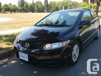 Make Honda Model Civic Coupe Year 2009 Colour Black