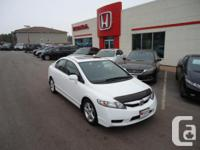 2009 Honda Civic Sport: This car is in excellent shape