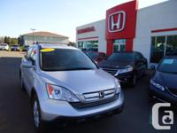 2009 HONDA CR-V EX-L 4X4 This vehicle just arrived,