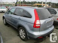 Make Honda Model CR-V Year 2009 Colour blue kms 117000