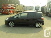 Make Honda Model Fit Year 2009 Colour Black kms 105022