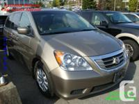 Pre-Owned 2009 Honda Odyssey EX-L Fully Loaded, Leather