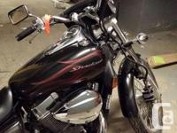 2009 Honda Shadow Spirit 750 FOR SALE: like-new