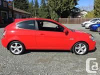 Make Hyundai Model Accent Year 2009 Colour Red kms