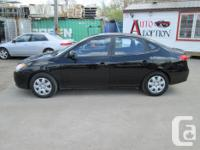 Make Hyundai Model Elantra Year 2009 Colour Black kms