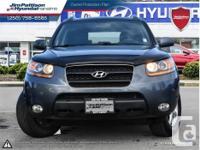 Make Hyundai Model Santa Fe Year 2009 Colour Grey kms