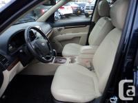 Make Hyundai Model Santa Fe Year 2009 Colour Blue kms