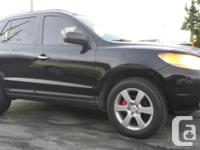 Make Hyundai Model Santa Fe Year 2009 Colour BLACK kms