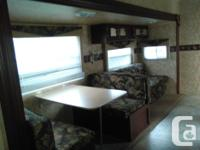 2009 Jasper Trail: 30 ft, with loft, lots of room for
