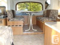 Discover comfortable camping with a Jay Series camping