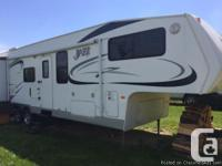 2009 Thor Jazz 37FT Fifth Tire. Lot is paid up till