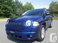 2009 Jeep Compass North Edition - $13,999