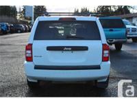 Make Jeep Model Patriot Year 2009 Colour White kms