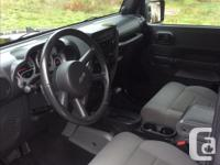 Make Jeep Model Wrangler Year 2009 Colour Black Trans