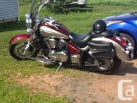 Make Kawasaki Model Vulcan Year 2009 kms 4400 This bike