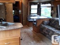 We are selling out 2009 Toy hauler travel trailer