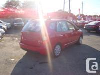 Make Kia Model Rondo Year 2009 Colour Red kms 212000