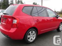 Make Kia Model Rondo Year 2009 Colour RED kms 131