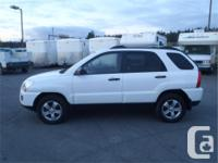 Make Kia Model Sportage Year 2009 Colour White kms