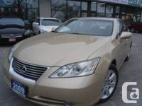 Make Lexus Model ES 350 Kilometres 74000 Body Type