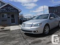 Make Lincoln Model MKZ Year 2009 Colour SILVER kms
