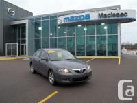 Make. Mazda. Model. 3. Year. 2009. Colour. GREY. kms.