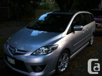 Mazda 5 GT 2009 - in excellent condition. Serviced by