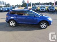 Make Mazda Model CX-7 Year 2009 Colour Blue kms 131933