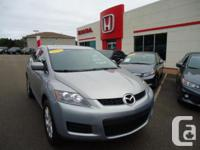 2009 MAZDA CX-7 GS TURBO AWD This vehicle is in great