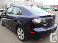 Make Mazda Model MAZDA3 Year 2009 Colour Blue kms