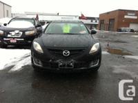 Make Mazda Model MAZDA6 Year 2009 Colour Black kms