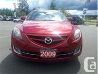 Make Mazda Model MAZDA6 Year 2009 kms 88779 Trans