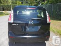 Make Mazda Model 5 Year 2009 Colour Black kms 113634