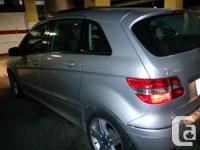 Fully equipped 2009 Mercedes B200 Turbo is available on