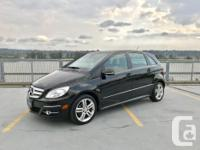 Make Mercedes-Benz Model B200 Year 2009 Colour BLACK