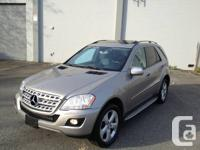 2009 MERCEDES-BENZ ML320 BluetecSale Price: $32499