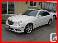 2009 Mercedes E350 4-Matic !!Fantastic News!! Carproof