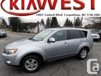 Just in this Outlander V6 4WD is loaded. Comes with