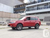 Make Mitsubishi Model Outlander Year 2009 Colour Red