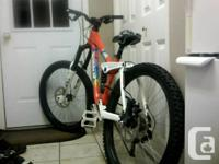 I got this bike as a gift in 2009 and I rode it a