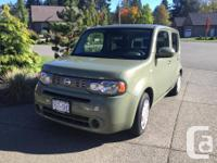 Make Nissan Model Cube Colour Green Trans Manual kms