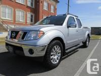 Make Nissan Model Frontier Year 2009 Colour Silver kms