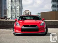 Make Nissan Model GT-R Year 2009 Colour Red kms 62350