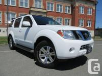 Make Nissan Model Pathfinder Year 2009 Colour White