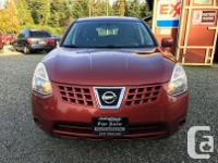 Make Nissan Model Rogue Year 2009 Colour Red kms