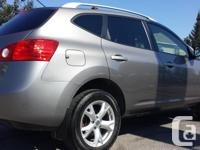 Make Nissan Model Rogue Year 2009 Colour GREY kms